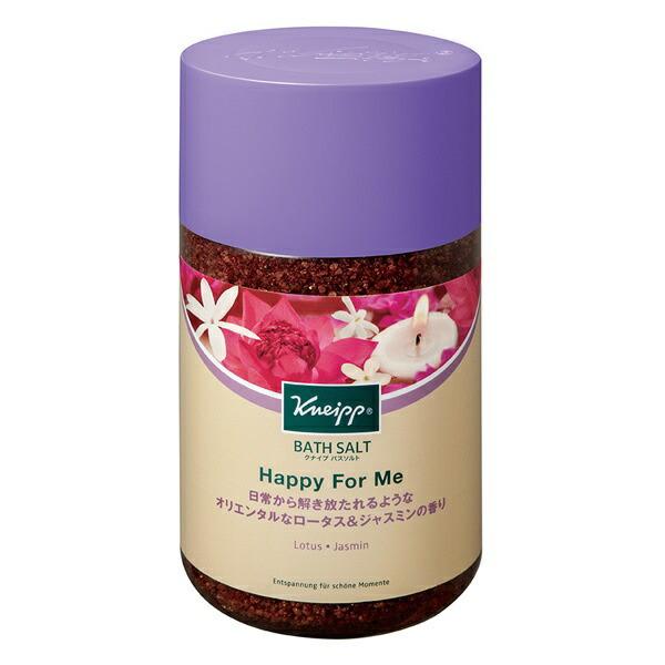 クナイプジャパンKneippJapanクナイプバスソルトハッピーフォーミーロータス&ジャスミンの香り(850g)[入浴剤]
