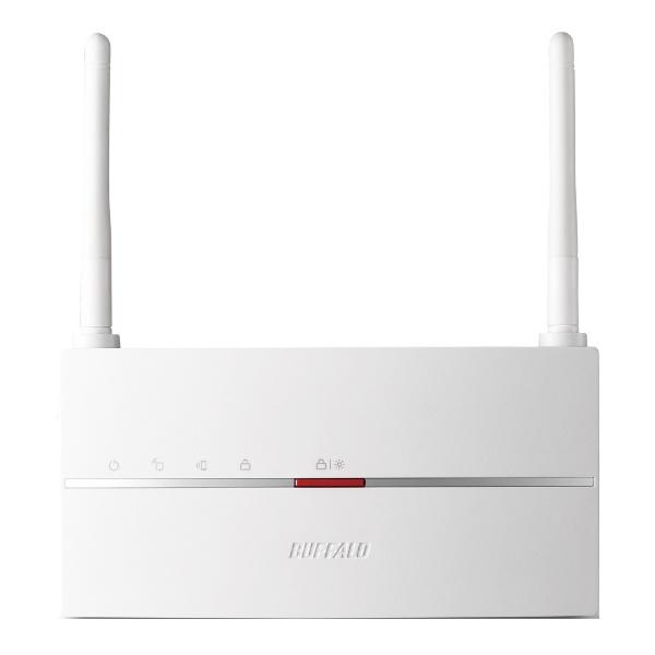 BUFFALOバッファローWEX-1166DHP2無線LAN中継機wifiルーター866+300MbpsAirStationホワイト[ac/n/a/g/b][無線LAN中継器WEX1166DHP2W]