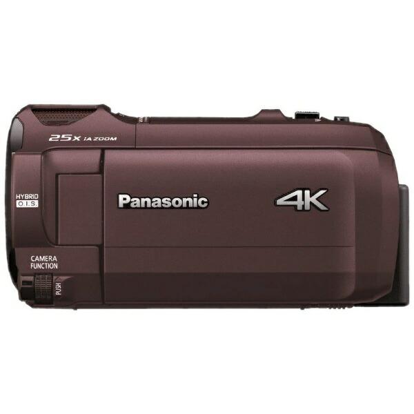 パナソニックPanasonicHC-VX992M-Tビデオカメラカカオブラウン[4K対応][HCVX992MT]