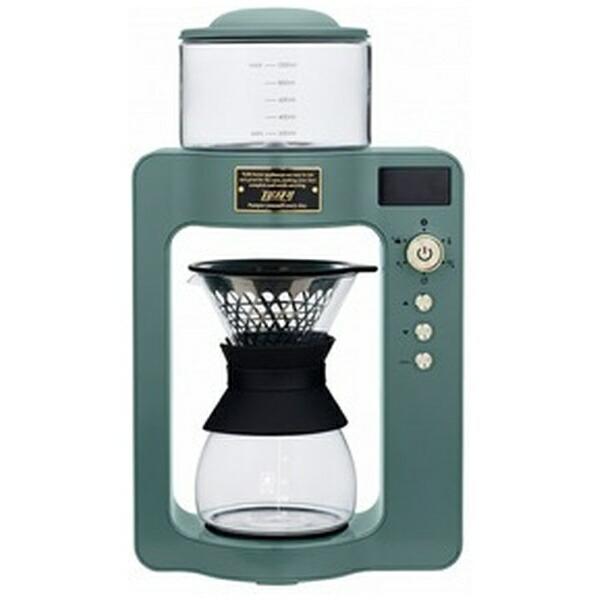 ラドンナLADONNAコーヒーメーカーTOFFYSLATEGREENK-CM6-SG[KCM6]