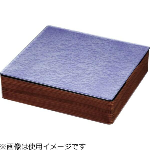 遠藤商事EndoShojiTKG和風ビュッフェ用プレート耐熱ABS2/3紫<NWA0403>[NWA0403]