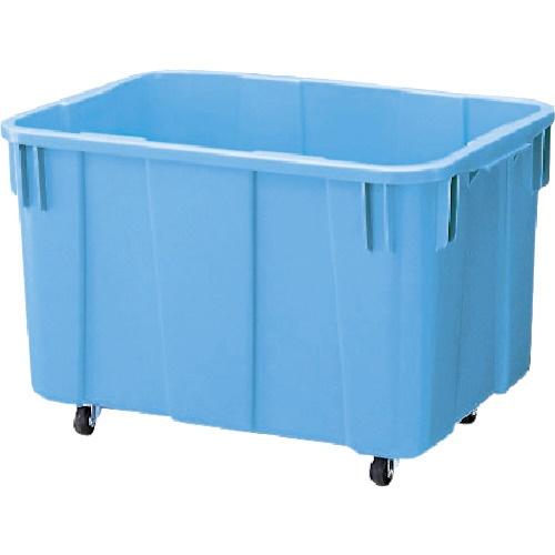 積水テクノ成型SEKISUICHEMICAL積水A型コンテナA−90青キャスター付A90B