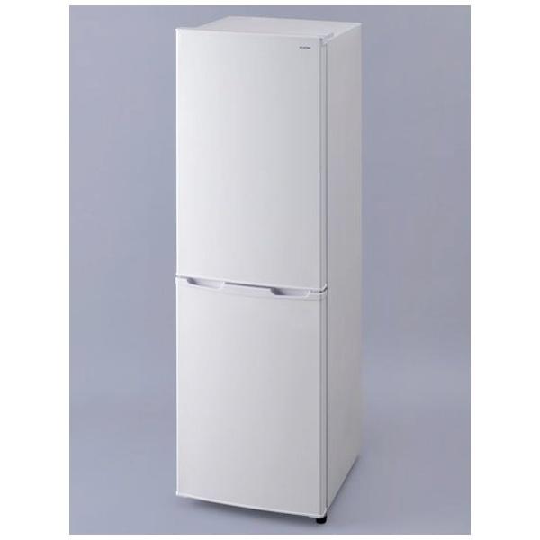 アイリスオーヤマIRISOHYAMA《基本設置料金セット》KRD162-W冷蔵庫ホワイト[2ドア/右開きタイプ/162L][KRD162W]