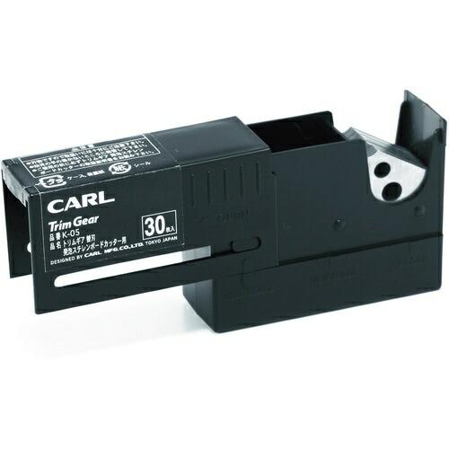 カール事務器CARLカールトリムギア替刃発泡スチレンボードカッター用30枚入りK-05
