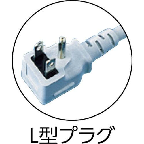 サンワサプライSANWASUPPLY工事物件タップ(抜け止めタイプ)TAP-KE8L-3[3.0m/8個口/スイッチ無]