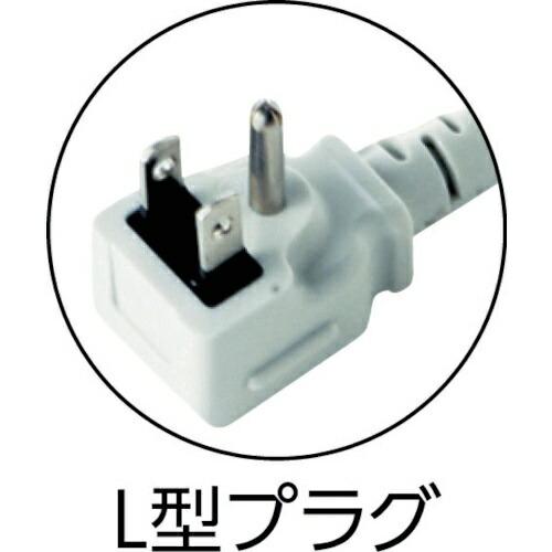 サンワサプライSANWASUPPLY工事物件タップTAP-K2NL-5[5.0m/2個口/スイッチ無]