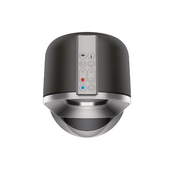 ダイソンdysonHP00ISN電気ファンヒーターDysonPureHot+Cool空気清浄機能付ファンヒータ−アイアンシルバー[首振り機能][HP00ISN]