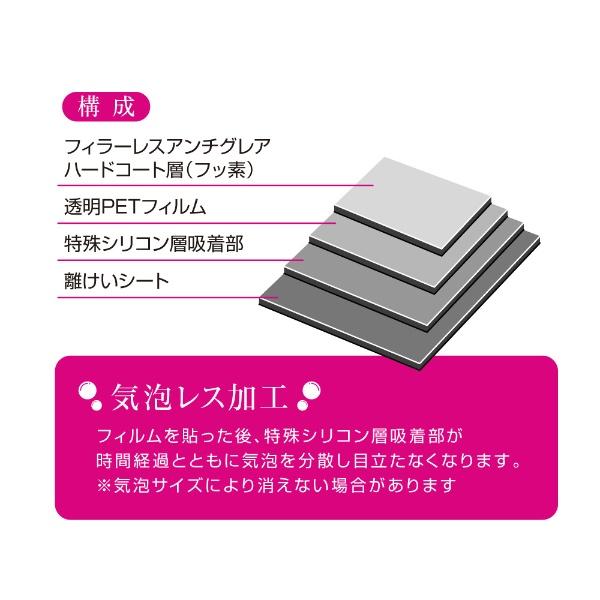 ナカバヤシNakabayashiiPadmini(2019)用液晶保護フィルム高精細反射防止