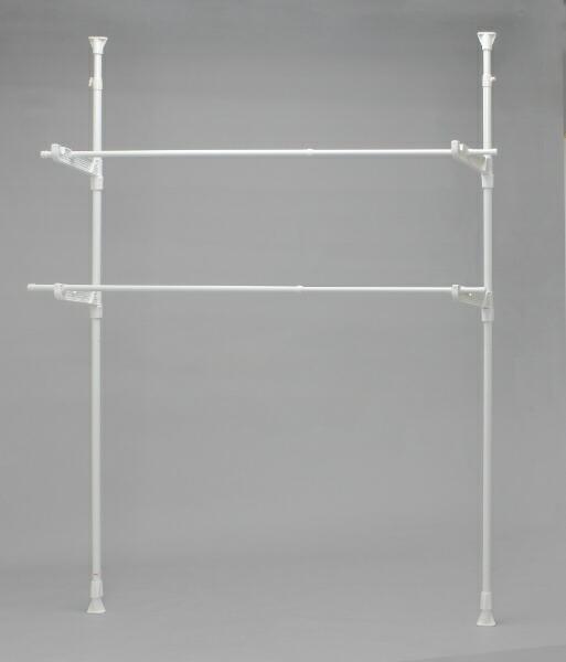アイリスオーヤマIRISOHYAMA窓枠物干しMW-260NRホワイト