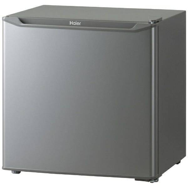 ハイアールHaier冷蔵庫JoySeriesシルバーJR-N40H-S[1ドア/右開きタイプ/40L][冷蔵庫一人暮らし小型JRN40H]【zero_emi】