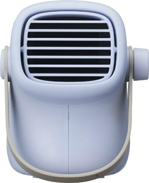 ドウシシャDOSHISHA小型扇風機PIERIA(ピエリア)コンパクトファンブルーFSU-56U-BL[DCモーター搭載][FSU56U]