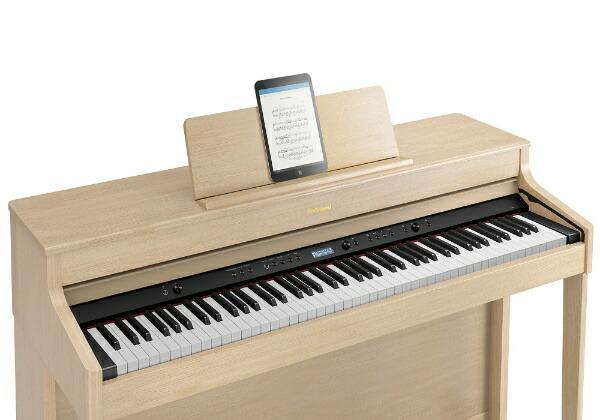 ローランドRolandHP702-LAS電子ピアノライトオーク[88鍵盤][HP702]