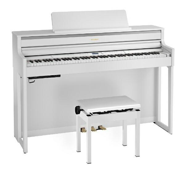 ローランドRolandHP704-WHS電子ピアノホワイト[88鍵盤][HP704]