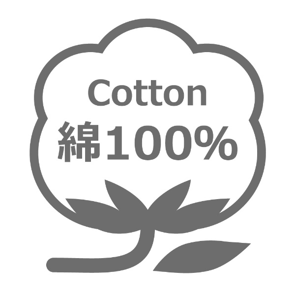 小栗OGURI【まくらカバー】綿100%両面プリントまくらカバーNOISHU標準サイズ(綿100%/43×63cm/サックス)