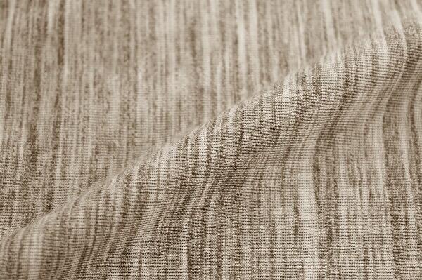小栗OGURI【掛ふとんカバー】天竺ニットカーマンダブルロングサイズ(ポリエステル65%、綿35%/190×210cm/ブラウン)