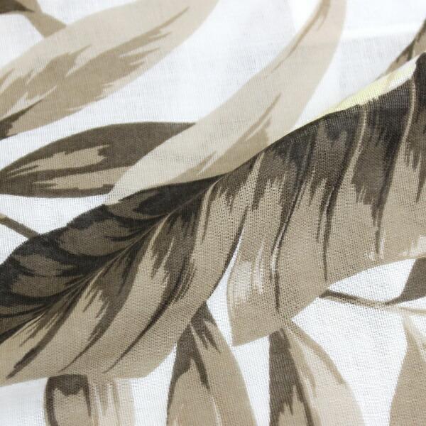 小栗OGURI【まくらカバー】二重ガーゼトロピコ標準サイズ(綿100%/43×63cm/ブラウン)