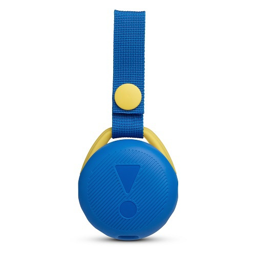 JBLジェイビーエルBLUETOOTHスピーカーJBLJRPOPBLUブルー[Bluetooth対応/防水][JBLJRPOPBLU]