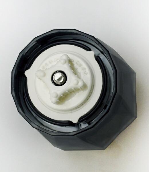 ハリオHARIOMOC-3-TBコーヒーミル・オクト透明ブラック[MOC3TB]