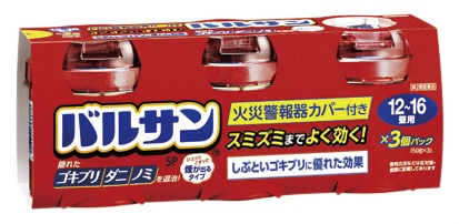 【第2類医薬品】バルサンSP12-16畳(40g×3)〔殺虫剤〕レックLEC