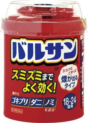 【第2類医薬品】バルサンSP18-24畳(60g)〔殺虫剤〕レックLEC