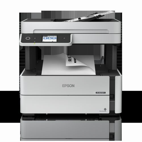 エプソンEPSONインクジェットプリンターエコタンク搭載モデルグレーPX-M270FT[カード/名刺〜A4][プリンターモノクロ][PXM270FT]