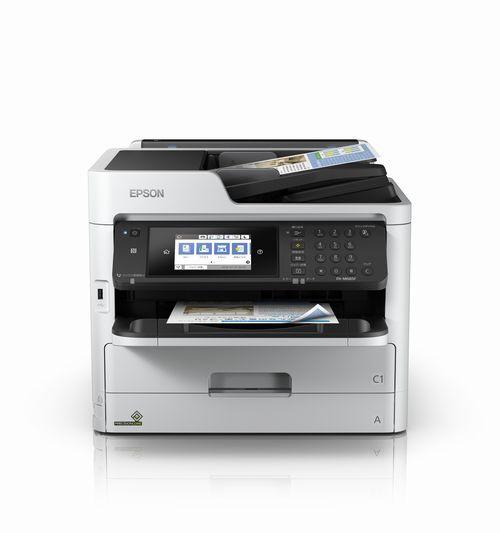 エプソンEPSONインクジェットプリンタービジネスプリンターグレーPX-M885F[L判〜A4][PXM885F]