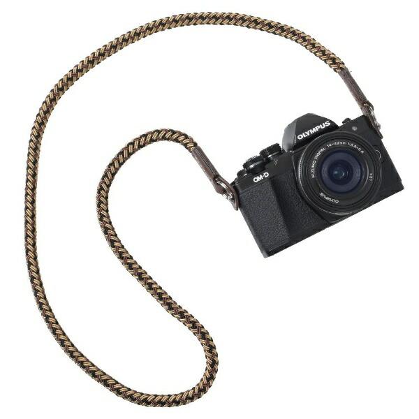 アルヌボARNUVOAR0335カメラストラップシルキースペシャルブラウン