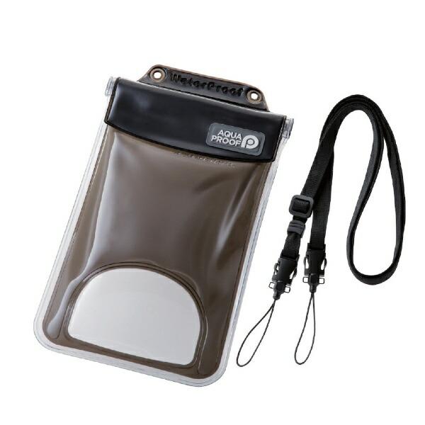 エレコムELECOMスマートフォン用防水・防塵ケース水没防止タイプXLサイズブラックPCWPSF03BK