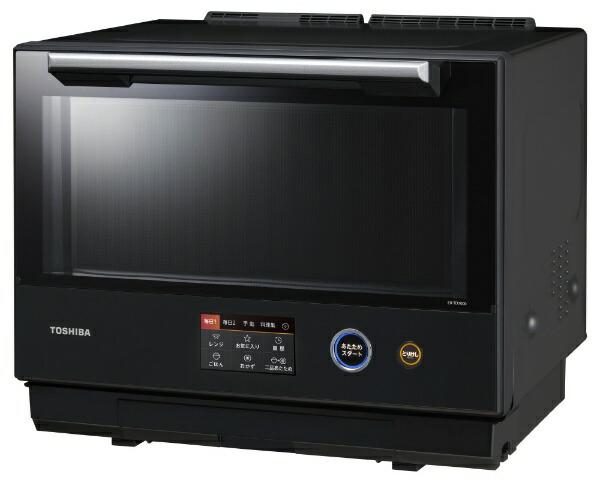 東芝TOSHIBAER-TD7000-Kスチームオーブンレンジグランブラック[30L][ERTD7000K]