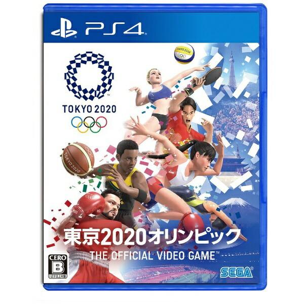 セガSEGA東京2020オリンピックTheOfficialVideoGame【PS4】