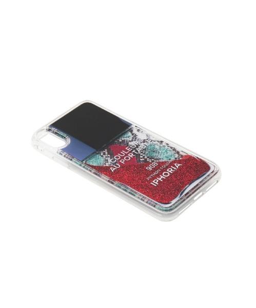 IPHORIAアイフォリアRedSnakeClassicNailPolishforiPhoneXSMaxレッドスネーククラシックネイルポリッシュ16265