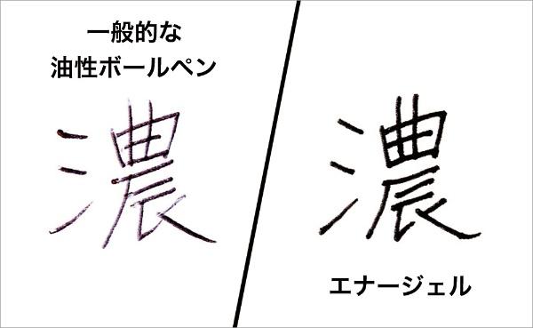 ぺんてるPentel[ゲルインキボールペン]エナージェルフィログラフィブラウン(ボール径:0.5mm、インキ色:黒)BLN2005E