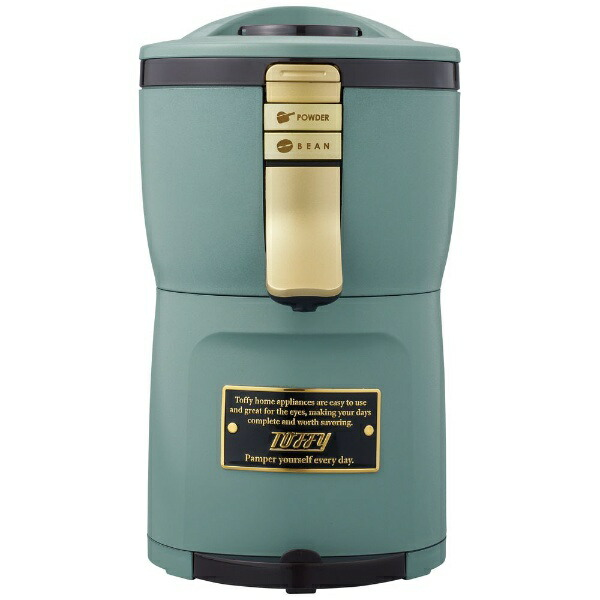 ラドンナLADONNAK-CM7-SGコーヒーメーカーTOFFY[KCM7]