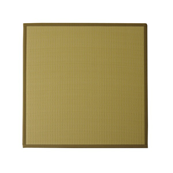 イケヒコIKEHIKOユニット畳スカッシュBEU畳9枚セット(日本製/82×82×1.7cm/連結ジョイント付き)
