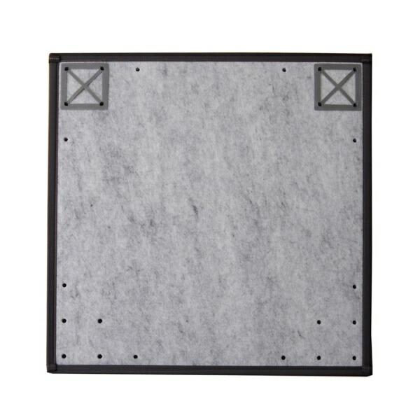 イケヒコIKEHIKOユニット畳スカッシュBKU畳6枚セット(日本製/82×82×1.7cm/連結ジョイント付き)