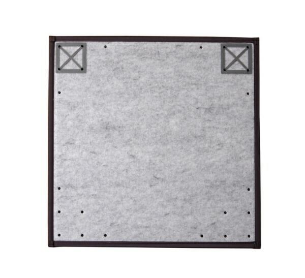 イケヒコIKEHIKOユニット畳スカッシュBRU畳6枚セット(日本製/82×82×1.7cm/連結ジョイント付き)