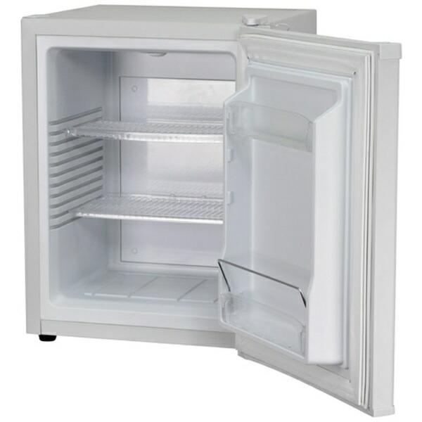 デバイスタイルdeviceSTYLE冷蔵庫ホワイトRA-P32-W[1ドア/右開きタイプ/32L][冷蔵庫一人暮らし小型静音RAP32W]