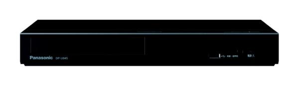 パナソニックPanasonicDP-UB45-Kブルーレイプレーヤーブラック[再生専用]ブラックDP-UB45-K[再生専用][DPUB45K]