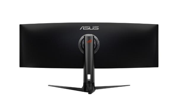 ASUSエイスースゲーミングモニターROGStrixブラックXG49VQ[49型/ワイド/曲面型][49インチ液晶ディスプレイXG49VQ]