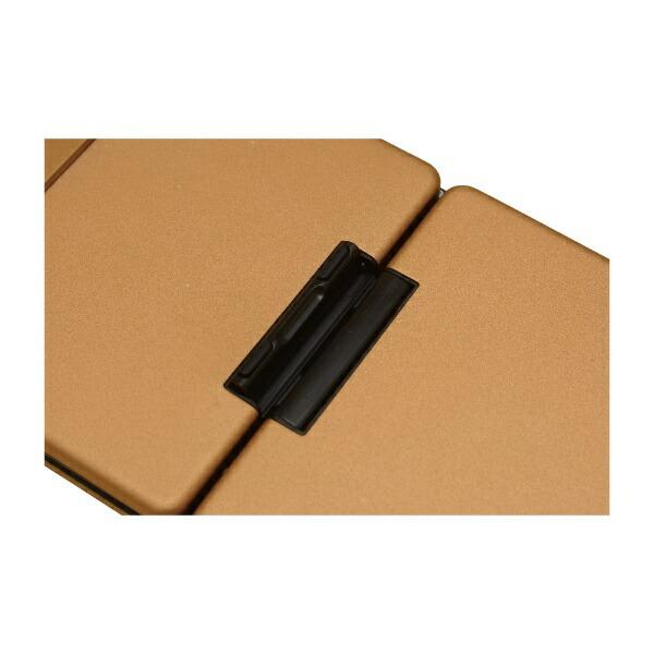 3Eスリーイーキーボード[英語78キー]ブラウンゴールド3E-BKY9-BB[Bluetooth・USB/有線・ワイヤレス][3EBKY9BB]