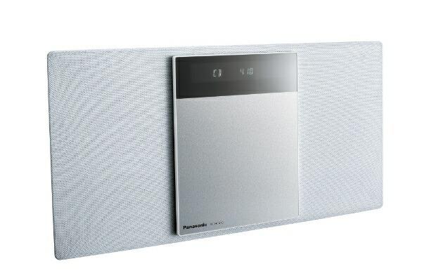 パナソニックPanasonic【ワイドFM対応】Bluetooth対応ミニコンポ(ホワイト)SC-HC410-Wホワイト[ワイドFM対応/Bluetooth対応][CDコンポ高音質SCHC410W]