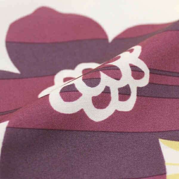 小栗OGURI【まくらカバー】フラワーポップ柄標準サイズ(ポリエステル100%/43×63cm)