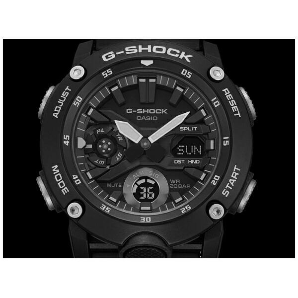 カシオCASIOG-SHOCK(Gショック)「GA-2000」シリーズGA-2000S-1AJF【point_rb】