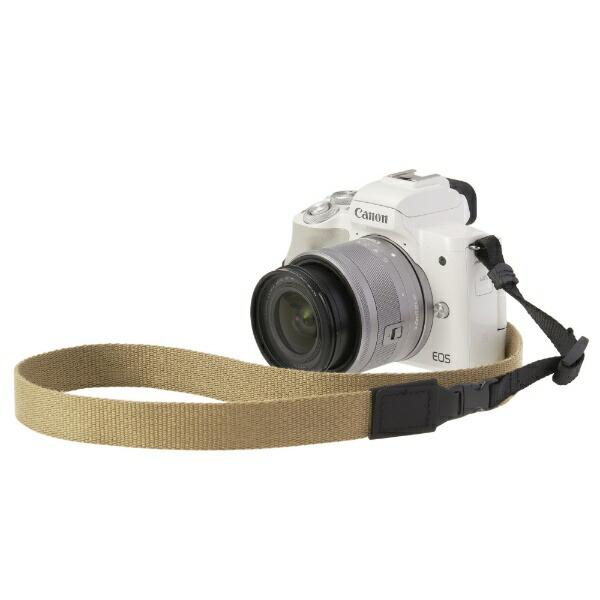 ハクバHAKUBA【ビックカメラグループオリジナル】エクスチェンジカメラストラップストラップ30サンドBKST-EXST30SDサンド【point_rb】