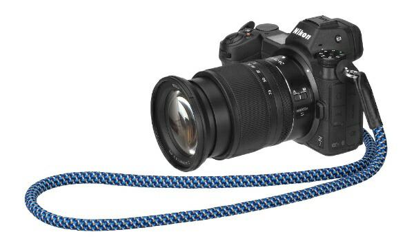 ハクバHAKUBA【ビックカメラグループオリジナル】クライミングロープカメラストラップリングタイプメッシュベネチアンBKST-CRLGMSVTメッシュベネチアン【point_rb】