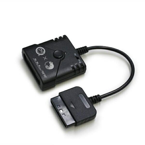 Brookスーパーコンバーター(PS2/PS1/PSクラシック用)CC-P2SCV-BK【PS2/PS1/PSクラシック】