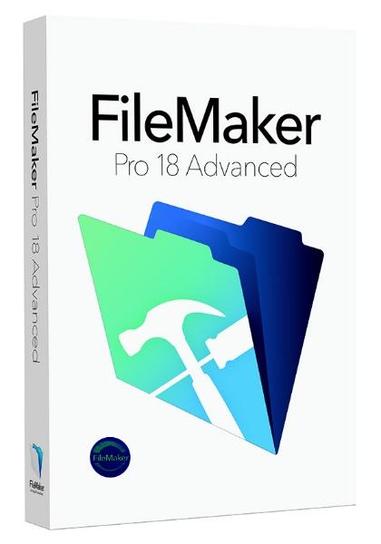 ファイルメーカーFileMakerFileMakerPro18Advanced[ファイルメーカープロFILEMAKERPRO18AD]
