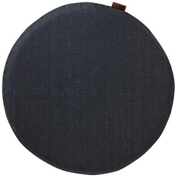 テンピュールTEMPUR【クッション】テンピュールマルマルクッション(幅40×奥行38×厚さ3cm/デニム)