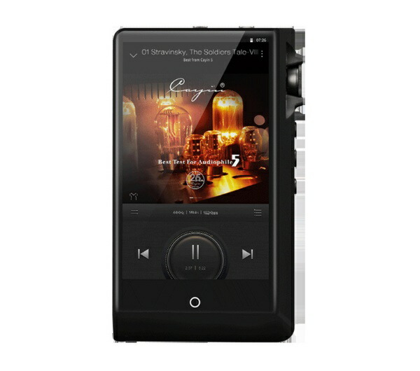 カインCayinデジタルオーディオプレーヤーN6iiDAP/A01[ハイレゾ対応/対応/64GB][N6ii_A01]