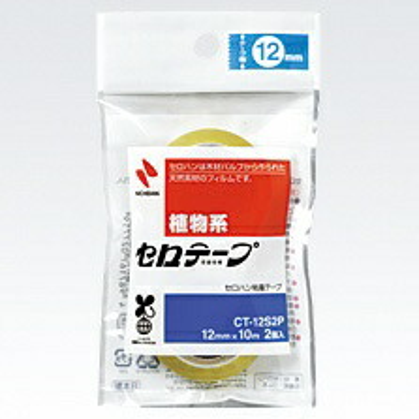 ニチバンNICHIBANセロテープ小巻2巻12mm×11mCT-12S2PN